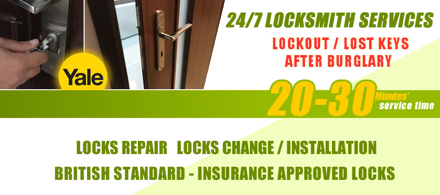 West Byfleet locksmith services